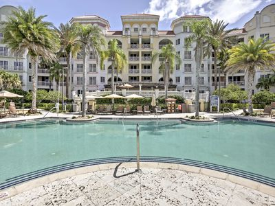 Photo for Palm Coast Condo w/Pool Access & Private Balcony!