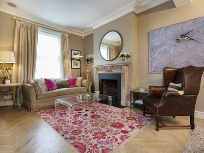 Photo for Elegant & contemporary home perfect for large groups in popular Chelsea (Veeve)