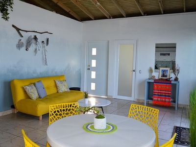 Photo for Pyramid of The Sea - Ocean front house