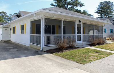 Photo for Family and Friends Favorite 3 Blocks to the Beach - sleeps 10-12