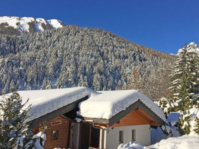 Photo for Vacation home Ropiar  in Ovronnaz, Valais - 8 persons, 4 bedrooms