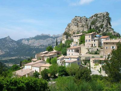 Photo for Charming Provençal 300 Year Old Village Home