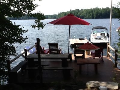 Photo for Vacation Home on Sebago Lake