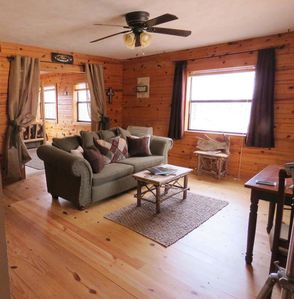 Photo for 2BR Cabin Vacation Rental in Jasper, Arkansas