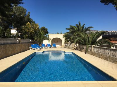 Photo for 4BR Villa Vacation Rental in Teulada, Comunidad Valenciana