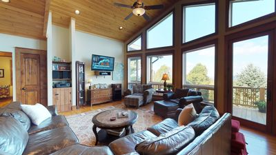 Photo for Aspen Memories - Stunning Mountain Views, Hot Tub, Pool Table, great location!
