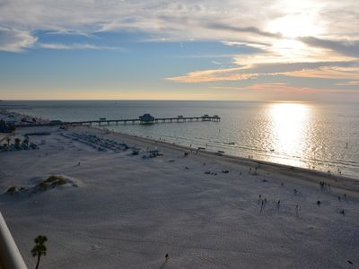Photo for 11th Floor 3 Bedroom Condo- Lookout Directly Over Clearwater Beach