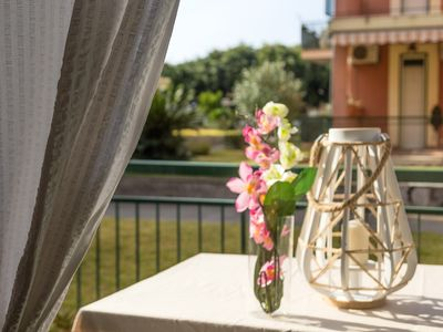 Photo for 1BR Apartment Vacation Rental in Giardini-Naxos