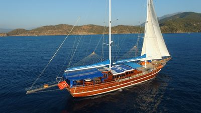 Photo for Soğlu 4 Gulet Yacht Our deluxe yacht, is designed to serve 18 people