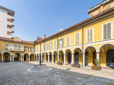 Photo for In the center of Pallanza, near the lake