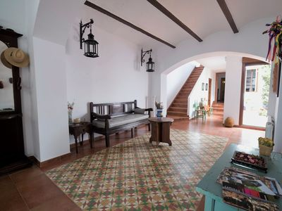 Photo for Casa Besana is an old farmhouse renovated in La Mancha toledana.