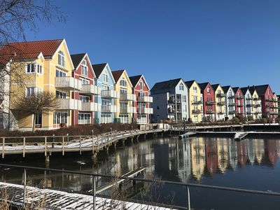 Photo for FEWO - right on the marina, up to 6 persons, pets allowed, WiFi free