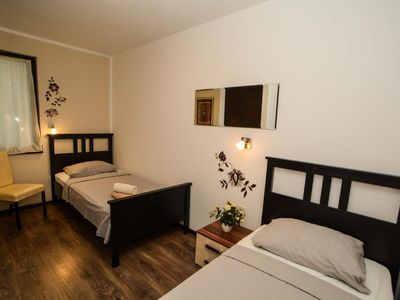 Photo for Holiday apartment Pjescana Uvala for 2 - 3 persons with 1 bedroom - Holiday apartment