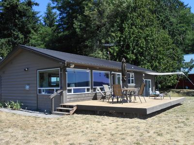 Photo for Poulsbo Beach House (Geoduck Cove Way)