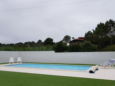 Photo for Accommodation with swimming pool near OBIDOS, PENICHE and NAZARE, 2.5 km from the beach