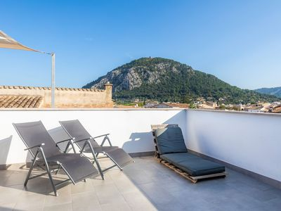 Photo for Romantic Holiday Home with Modern Interior, Rooftop Terrace, Air Conditioning and Wi-Fi