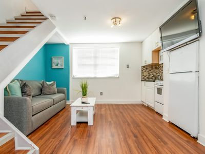 Photo for Renovated loft in the heart of South Beach! Steps to the beach/Ocean Drive!