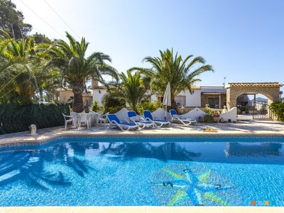 Photo for CASA MORA - Villa with private pool for 8 people in Benissa coast