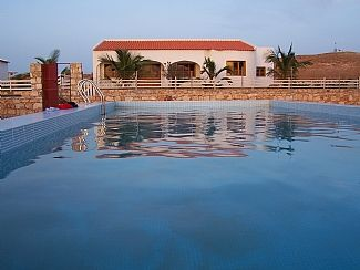 Photo for Villa with Shared Pool with Sea Views