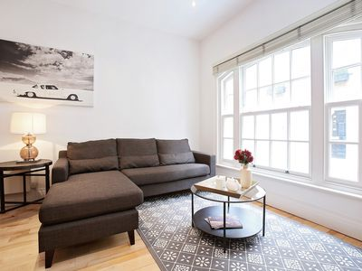 Photo for SPACIOUS TRIPLEX HOUSE IN MARYLEBONE - BY OXFORD ST & HYDE PARK - 3BR 2BA