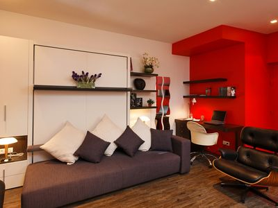 Photo for 4 Star Studio is Situated in Menthon Saint Benard