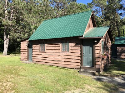 Photo for Two bedroom cottage  - Family owned/operated since 1923.