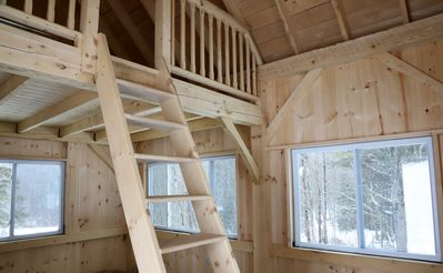 Photo for Cozy Cabin on Blue Hill Farm (Brand New in 2019)