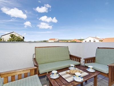 Photo for One bedroom apartment with terrace Sukošan, Zadar (A-5906-c)