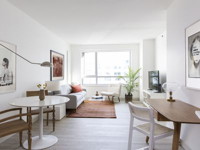 Photo for Sonder | Eighth Street | Playful 1BR + Rooftop