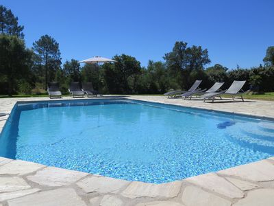 Photo for Porto-Vecchio. Villa for 8 to 10 people 10 minutes from the beach.