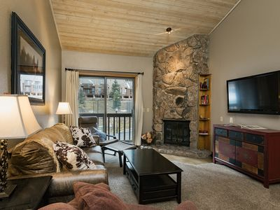 Photo for Newly Furnished Condo - Heated Pool - Free Ski Shuttle - 4th Night Free