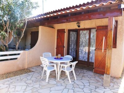 Photo for One bedroom Villa, sleeps 4 in Gruissan with WiFi