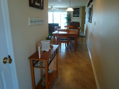 Photo for Beautiful 3 Bedroom Close To Pool and Lake. Screened in deck!