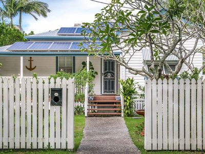 Photo for A PERFECT STAY – Anchored in Byron - Classic Beach Holiday Home