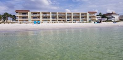 Photo for 2/2 Gorgeous Totally Renovated & Right on The Beach @ IndianRocksBeach