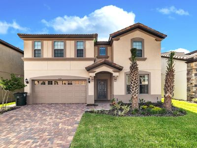 Photo for Luxury on a budget - Windsor At Westside Resort - Amazing Cozy 9 Beds 6 Baths  Pool Villa - 4 Miles To Disney
