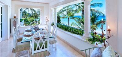 Photo for Schooner Bay 201 - Flamboyant  -  Beach Front - Located in  Beautiful St. Peter with House Cleaning Included