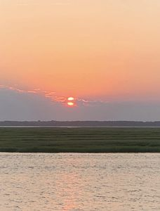 Incredible Views of the Wetlands!!!  Watch the Gorgeous Sunsets from all 3 decks!   Beautiful interior!