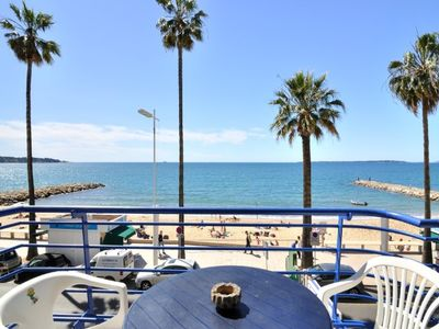Photo for LA CARAVELLE -2 bedroom with a fantastic seaview