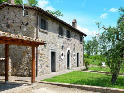 Photo for Vacation home Casale Cimacolle (ORV115) in Orvieto - 6 persons, 3 bedrooms
