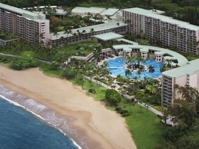 Photo for Spacious 1 Bedroom Villa at the Oceanfront Marriott Beach Club
