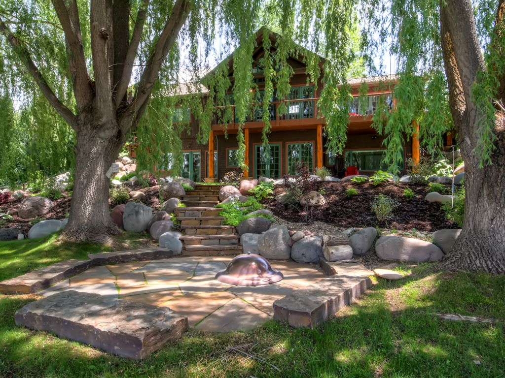 River 39 s edge 6br glenwood home w private homeaway for Glenwood house