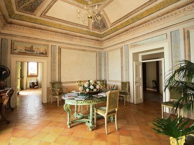 Photo for Wonderful 9 bedroom Villa in Vietri Sul Mare (Q0227)