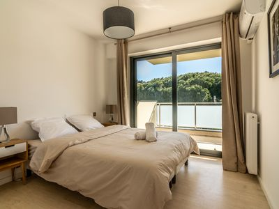 Photo for Cannes Apartment next to La Croisette and Beach by easyBNB
