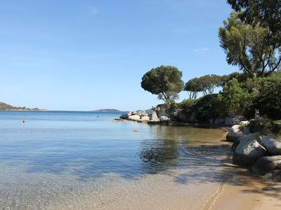 Photo for House at 50 m from the sea in a quiet Porto-Vecchio