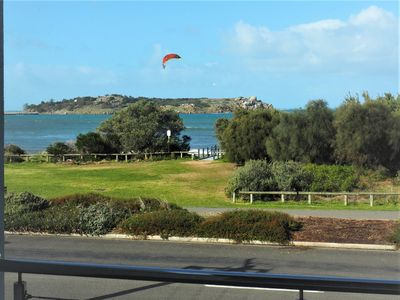 Photo for Beachfront at VictorHarbor - magnificent iconic views, convenience comfort.