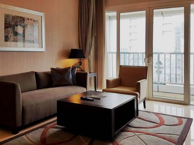 Photo for 2BR Luxe Residence Suite-Pacific Place-Free B'Fast