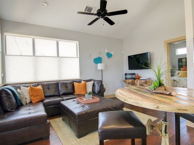 Photo for East 2nd Guest House - 1br/1ba - Luxury and Fab Location with City View