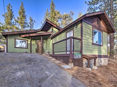 Photo for NEW! Big Bear Bungalow Just 9 Mins to Ski Lifts!