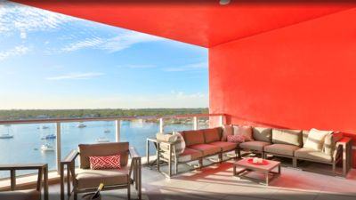Photo for LUXURY Beachfront Condo - OCEAN VIEW BALCONY